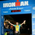 David Roher Ironman finisher